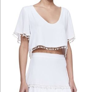 For Love and Lemons Chica Top